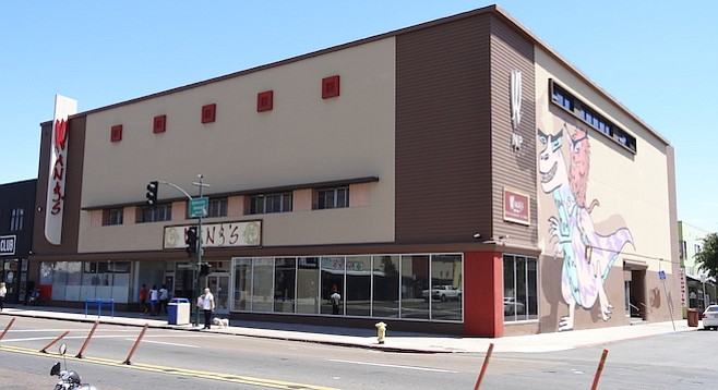 Wang S North Park Restaurant Space In Escrow San Diego Reader