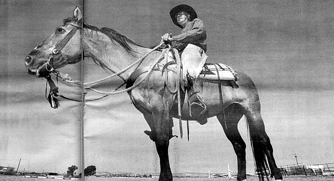 Gene Mulvaney, Hat Creek stables