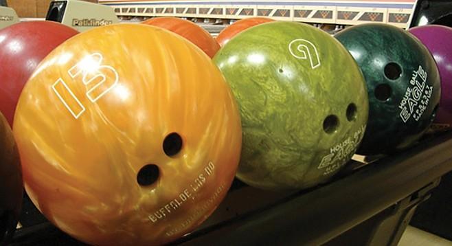 Even The Kids Like Bowling