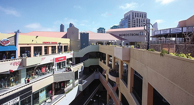 Horton Plaza - Image by Andy Boyd