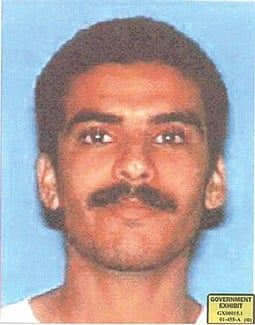 Mihdhar — hijacker of plane that crashed into Pentagon; lived in San Diego four months.