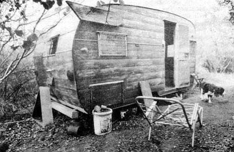 Barne's trailer