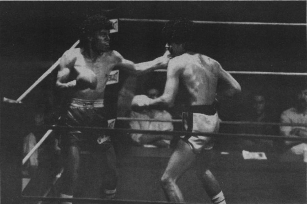 Rogelio Juárez, Rafael Espinoza