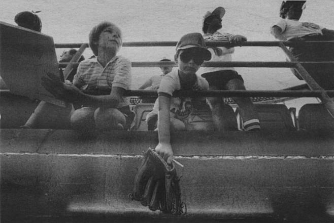 Young spectators