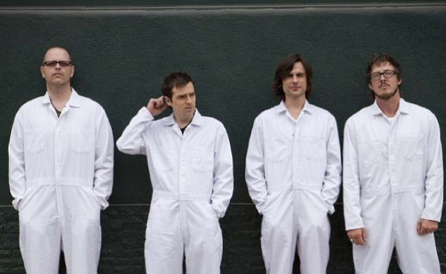 Weezer made a White Album and will roll it out at the Sleep Train on Wednesday.