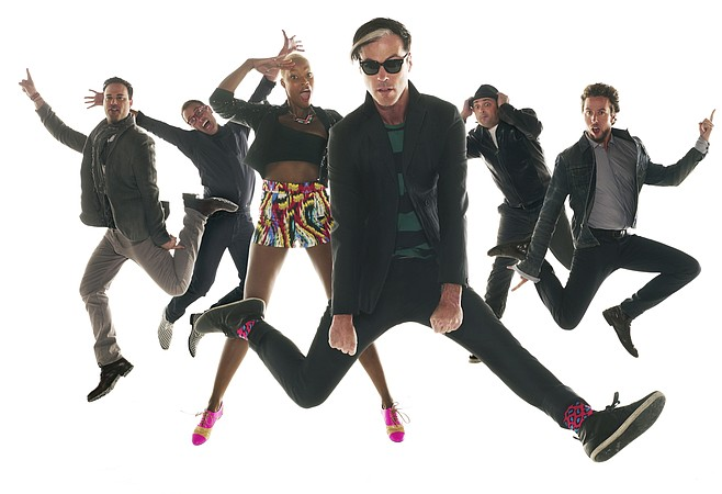 Neo-soul dance-pop band Fitz & the Tantrums play Del Mar's post-race freebie this Friday.