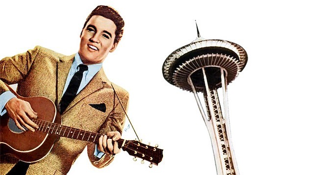 Quick, Presley, the needle!