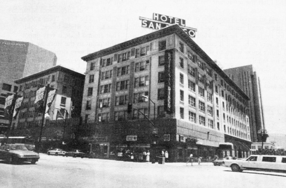 "In the basement of Miranda's Hotel San Diego, Wortman did ""a terrific production of Cabaret. He did Fiddler on the Roof; he did Sound of Music; he did South Pacific."