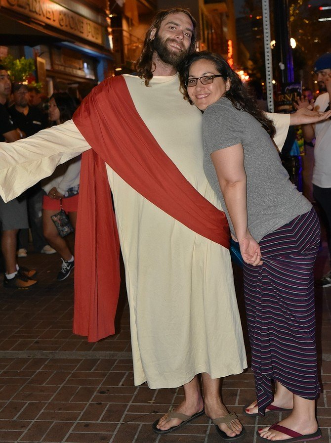 Finding Jesus at Comic Con