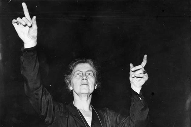 Nadia Boulanger was the first woman to conduct the London Symphony Orchestra, the New York Philharmonic, the Boston Symphony, and the Philadelphia Orchestra, among others.