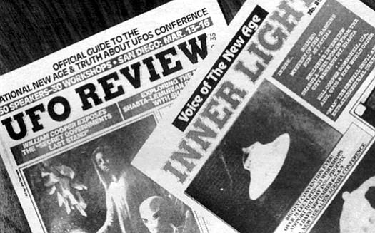 UFO tabloids