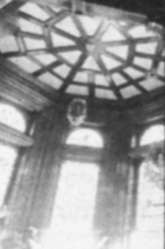 Villa Montezuma's solarium