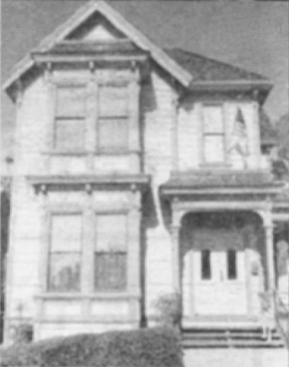 Bushyhead house