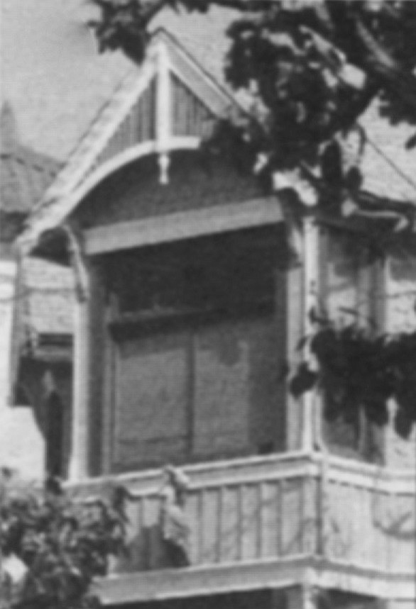 Mumford house