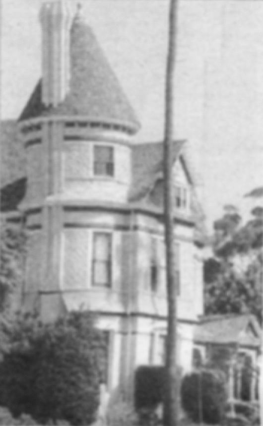 Britt house
