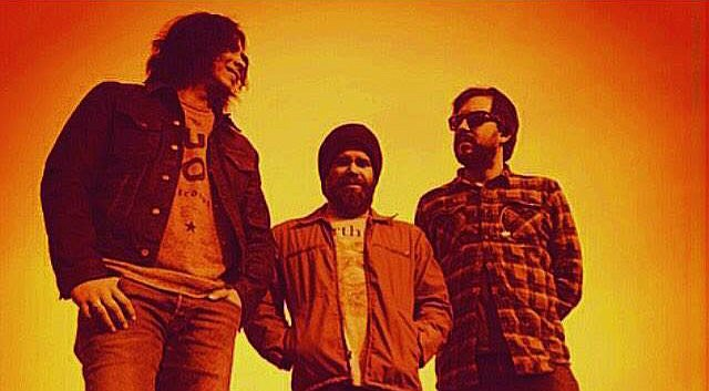 San Diego's psych-rock juggernaut Earthless sets up at Belly Up on Saturday!