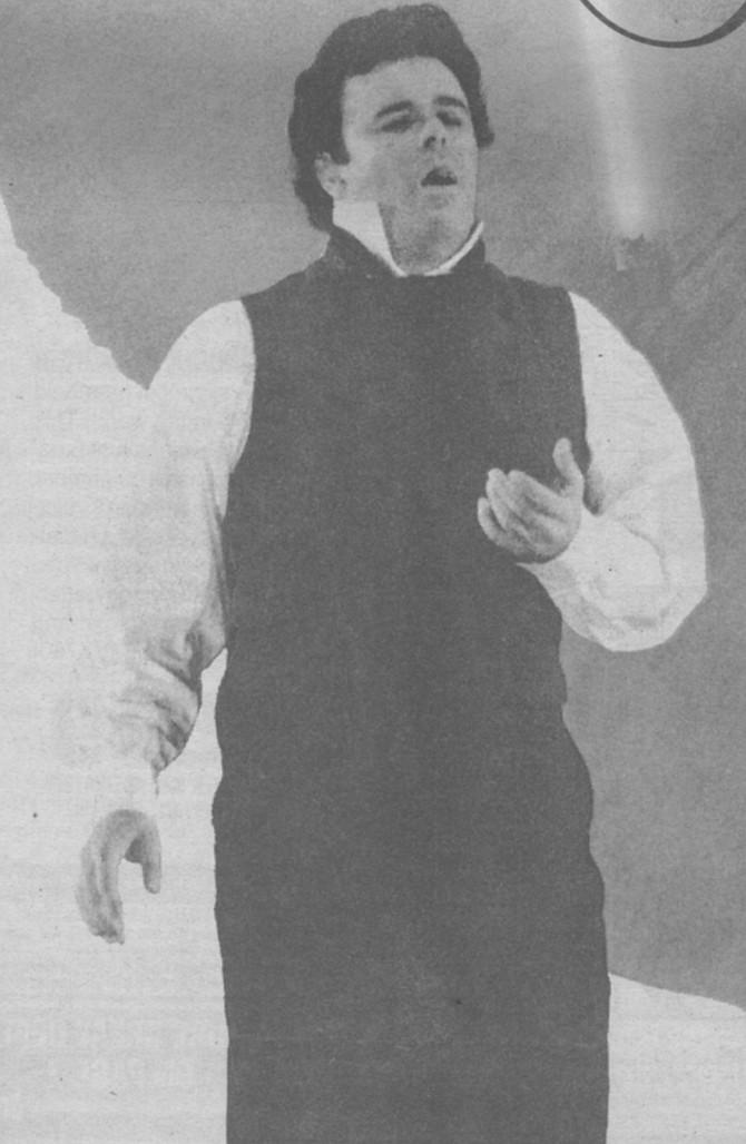 Oscar Sámano - Image by Sandy Huffaker, Jr.