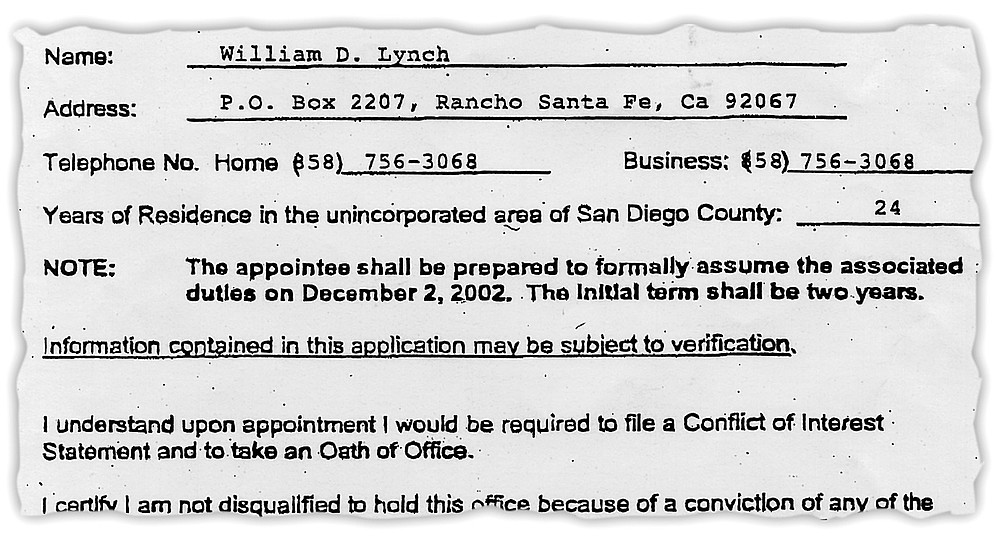 Lynch document
