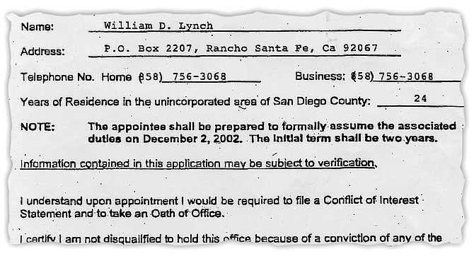 Lynch document