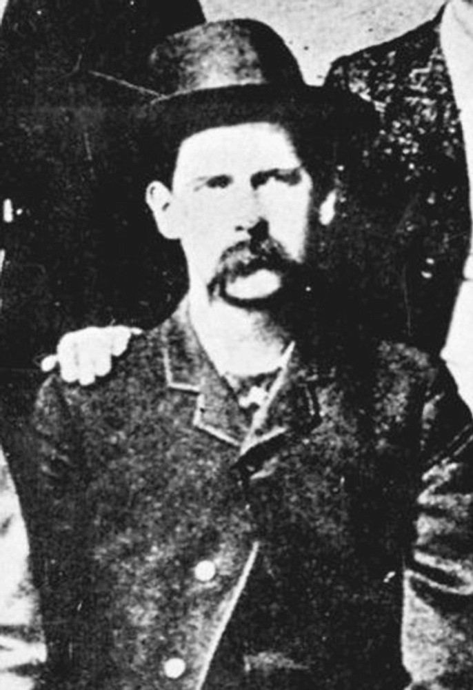 Wyatt Earp. Roy Bean fled to San Diego for sanctuary. He had shot a man between the eyes in Chihuahua.