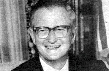 Jim Copley, October 1961. On the occasion of Jim Copley's death in 1973, Kemp read a eulogy on the floor of the House.