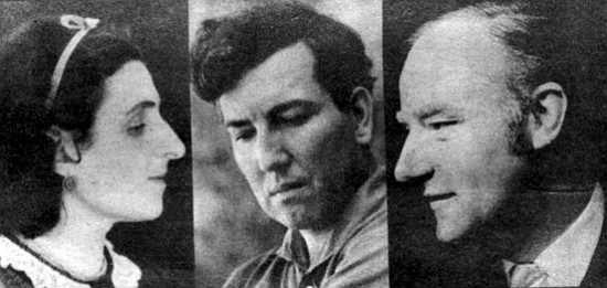 Laura Riding, Robert Graves, Francis Crick