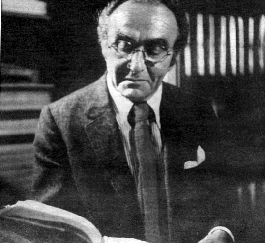 """Jacob Bronowski was """"disappointed"""" as he watched the Salk become """"a complete biological institute."""""""