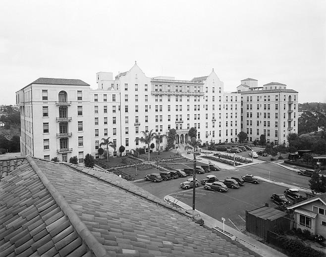 Mercy Hospital, 1938