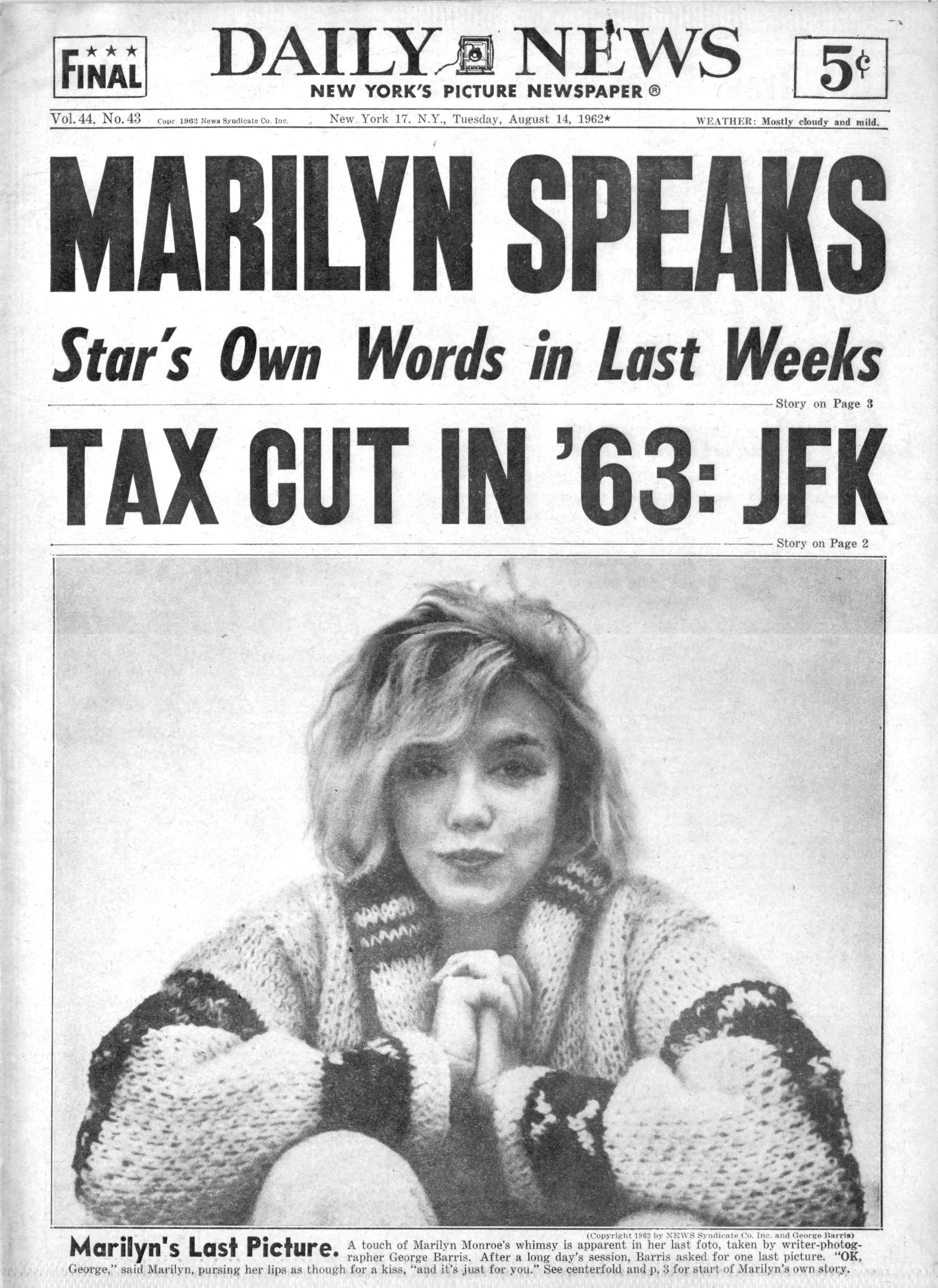 """Résultat de recherche d'images pour """"Marilyn Monroe   1962 last pictures"""""""