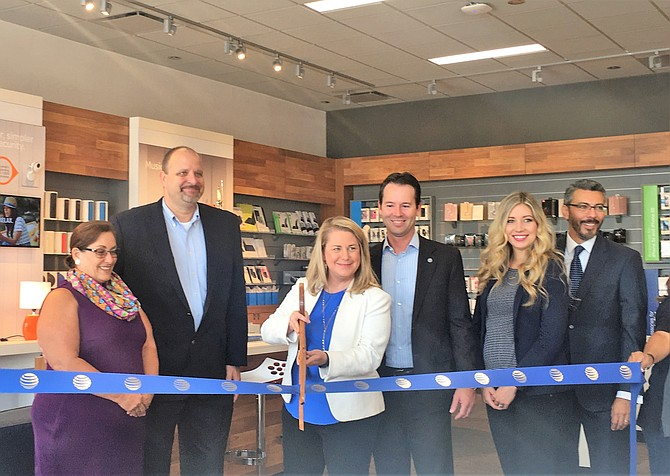 AT&T Opens Store of the Future in Carmel Mountain Ranch on July 28.