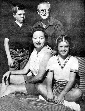 Michael, Jean, James, Janice, 1960
