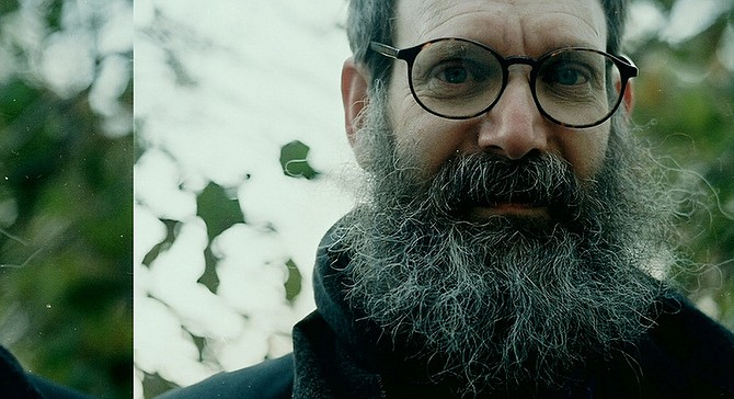 Never mind the brow, how about Richard Brody's outstanding beard?