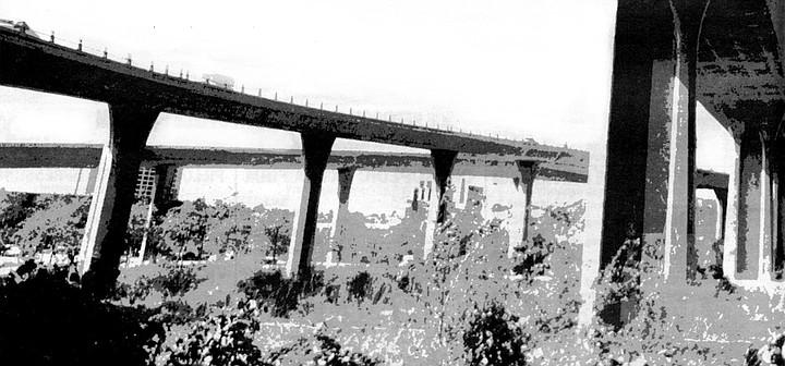 Bridges of San Diego County: Cabrillo, Scripps pedestrian ...