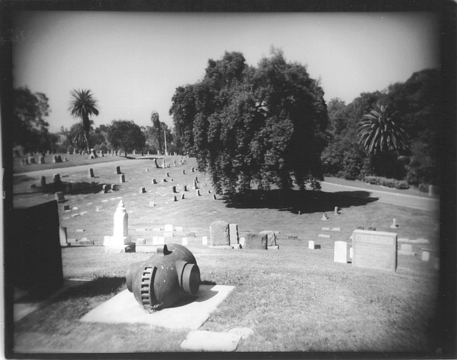 Out of this world at San Diego's Mt  Hope Cemetery | San Diego Reader