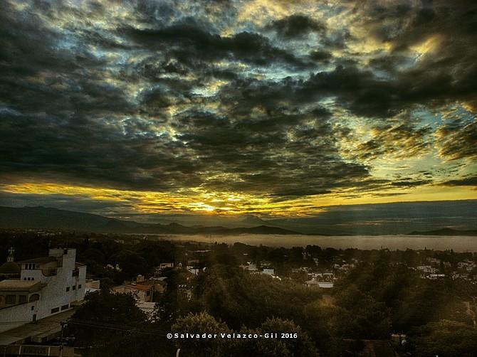 Travel Photos Cuernavaca,Morelos ,Mexico. Sunrise in Cuernavaca Morelos / Amanecer en Cuernavaca,Morelos.
