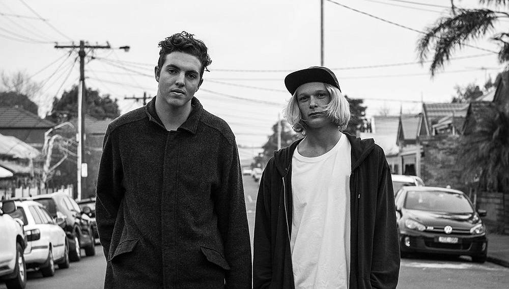 Aussie surf-punk duo Hockey Dad hits Casbah Thursday night!