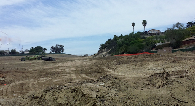 Despite dozens of inspections, the project managers allegedly continued to not use industry-accepted methods to keep sediment out of the abutting Encanto Channel.
