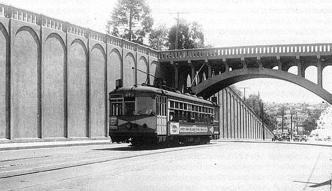 Streetcar, circa 1940s
