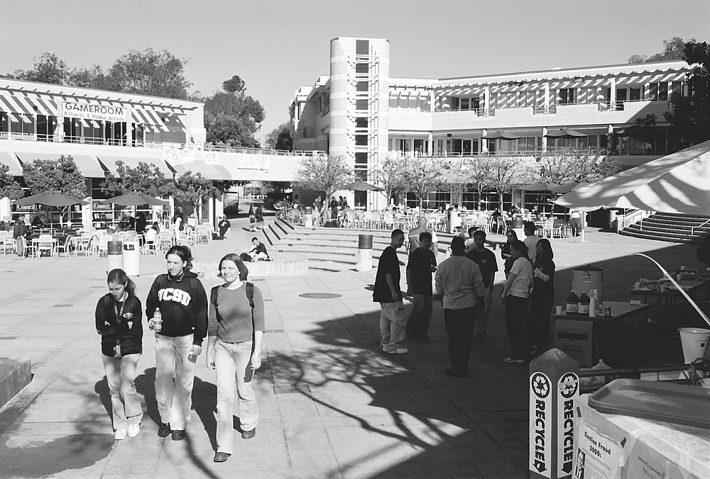 Price Center, UCSD