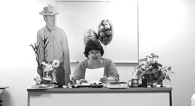 Ms. Solovay