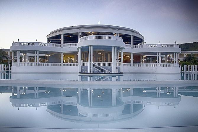 The Grand Palladium, Jamaica