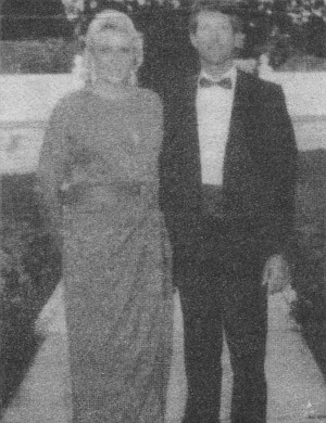 Betty and Brad Wright