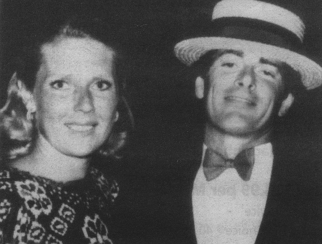Betty and Dan Broderick. After the Brodericks had agreed to sell their La Jolla home, Betty balked at the last minute.