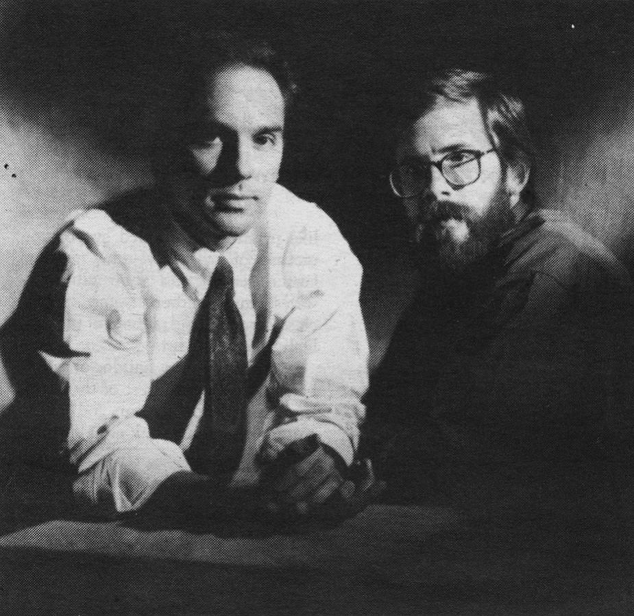 John Vitro, John Robertson