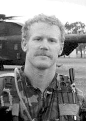 """Neil Roberts, first SEAL to die in Afghanistan. The original account: """"Roberts fell out of the helicopter as it hurriedly left the scene of a grenade attack."""""""
