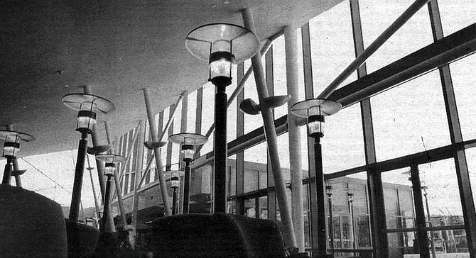 Mira Mesa library - Image by Peter Jensen