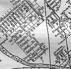 1925 map
