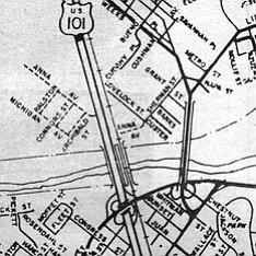 1957 map