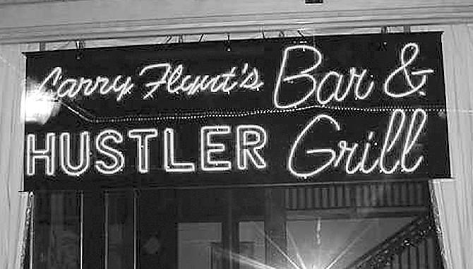 Larry Flynt's Hustler Bar & Grill