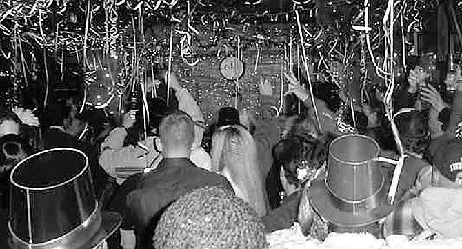 Dragons party crowd at Casbah